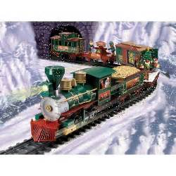 eztec 37260 north pole express christmas train set rc g