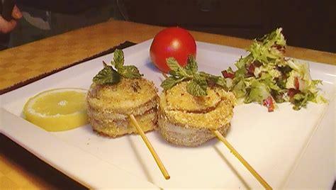 cucinare pesce spatola involtini di pesce spatola alla siciliana