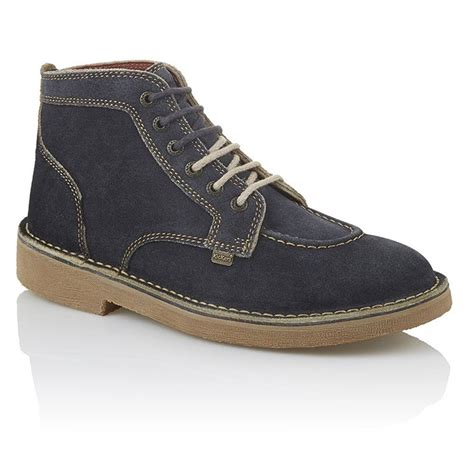Sepatu Boots Suede Kickers Termurah kickers kick legendry mens grey light suede lace up boot from jelly egg uk