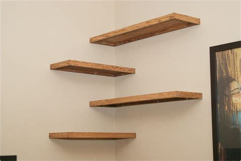 Small Wooden Shelf Brackets by Small Decorative Wooden Shelf Brackets Diy Wood Floating