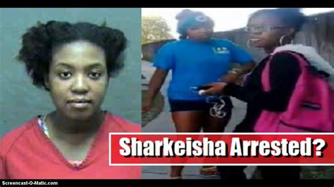 Cbell Could Be Arrested Today by Sharkeisha Arrested Fight Reportedly Taken In