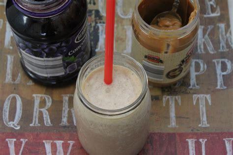 pb j protein shake pb j itsmyhappyhour