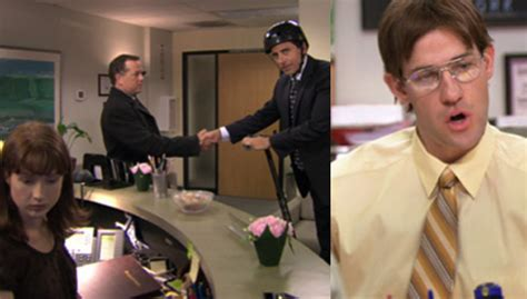 The Office Episode by The Banker The Office