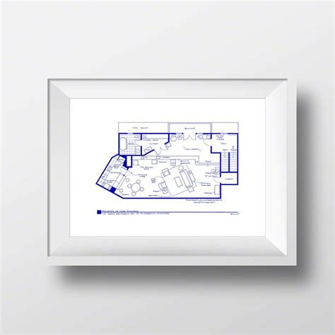 mary tyler moore s famous apartment floor plan mary richards apartment artist signed fantasy