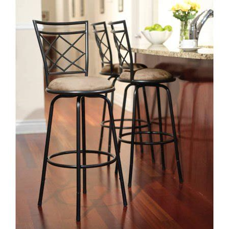 Walmart Adjustable Height Bar Stools by 3 Avery Adjustable Height Barstool Colors