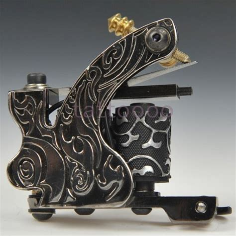 Tattoo Machine Engraving | engraved tattoo machine wishlist pinterest awesome