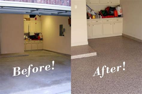 Garage Floor Paint In Basement Lima Findlay Toledo Oh Polished Concrete Epoxy Coatings
