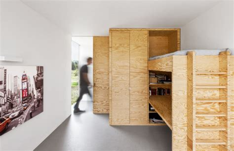 plywood design plywood paradise home 09 by i29 interior architects design milk