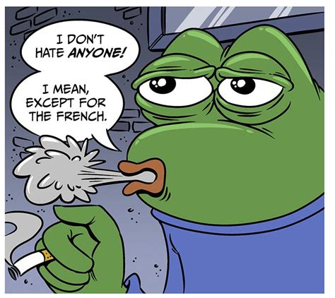 Meme Pepe - pepe behind the meme by jon rosenberg