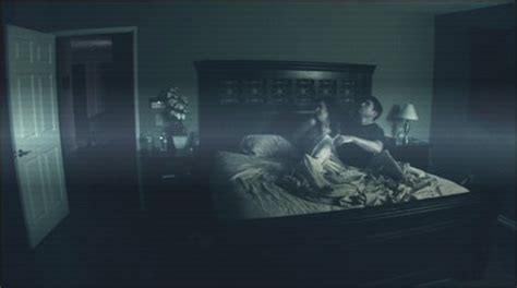 scary movie bedroom scene bbc news is paranormal activity the scariest film ever