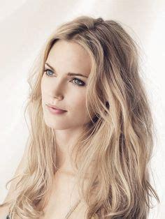 anita blond female beauty