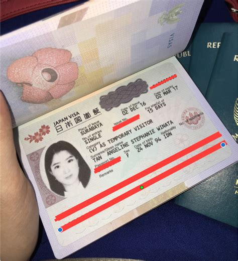 cara membuat visa hong kong jenis jenis visa jepang dan cara membuatnya