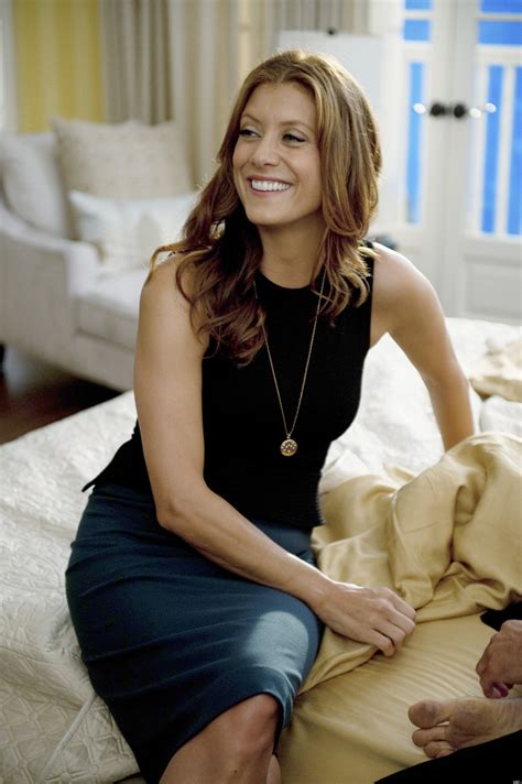 pic of 36 yr old woman with grey hair private practice ending kate walsh calls it sad and