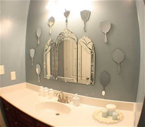 girls bathroom mirror decor blog links cute little girl bathroom mirror idea