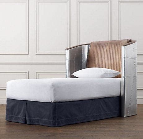 headboards restoration hardware aviator headboard all beds restoration hardware baby