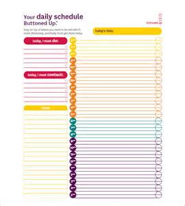 Hourly Checklist Template by Hourly Schedule Template 25 Free Word Excel Pdf