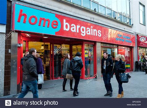 home bargains store on lord in liverpool city
