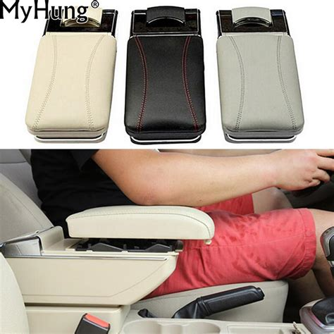 console accessories car armrest box central store content box products armrest