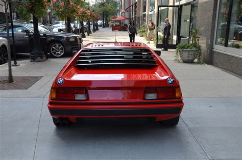 bmw m1 for sale 1981 bmw m1 stock gc1765 for sale near chicago il il