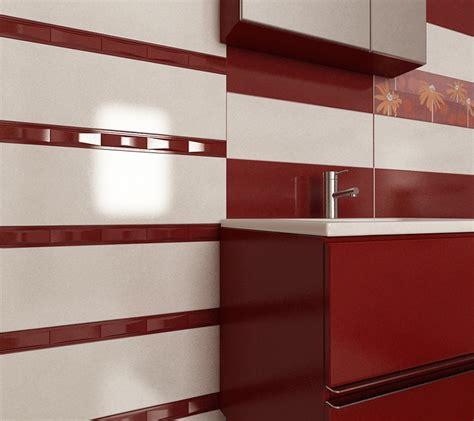 rote fliesen badezimmer bilder 3d interieur badezimmer rot wei 223 baie ral arnisal 5