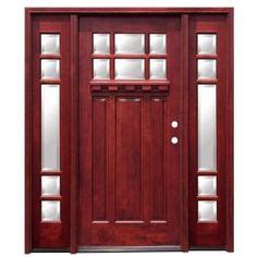 1000 ideas about wood entry doors on entry