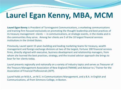 Egan Mba by Account Analysis Presentation