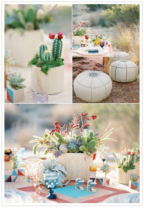 25  best ideas about Cactus centerpiece on Pinterest