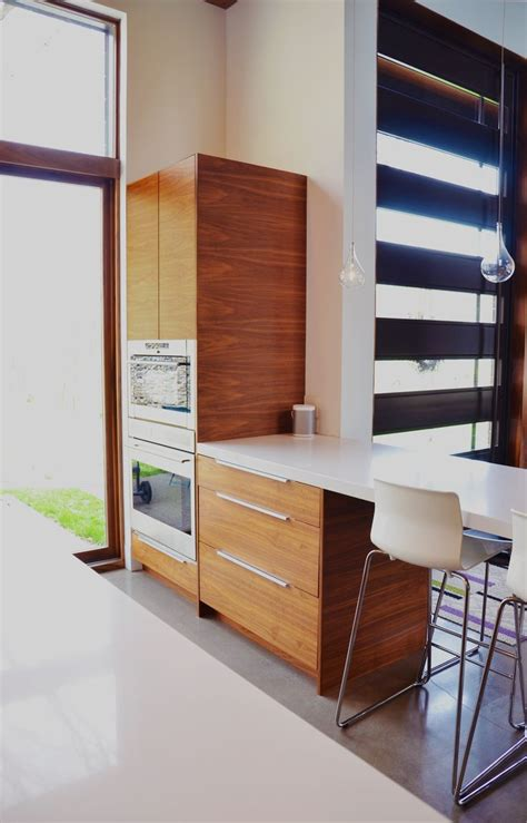 Custom Doors Ikea Cabinets 17 Best Images About Semihandmade Walnut Ikea Kitchens On White Counters New
