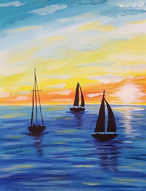 sailboat near me best 25 sailboat painting ideas on pinterest sunset