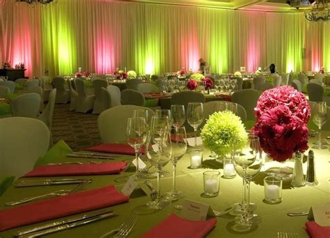 pink and lime green wedding theme www pixshark