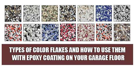 jazzing   garage  color chips  color flakes