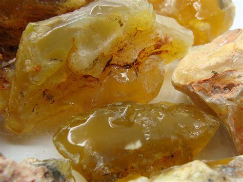 Opal Yellow honey opal opals rock for sale