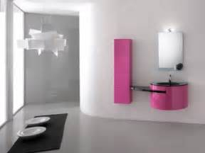 Black And Pink Bathroom Decor » New Home Design