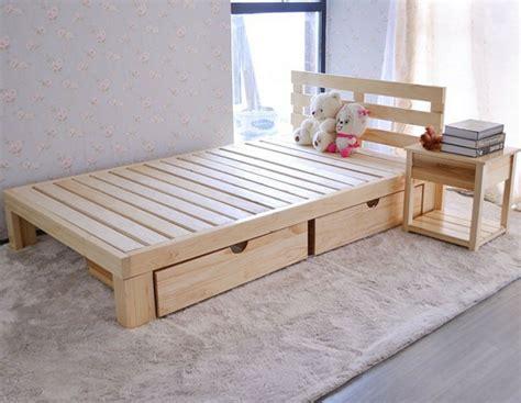 baby fällt aus dem bett kinderbett aus massivholz 24 designs archzine net