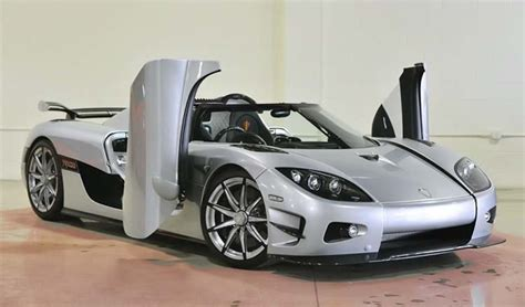 Koenigsegg Ccxr Trevita Specifications And Price