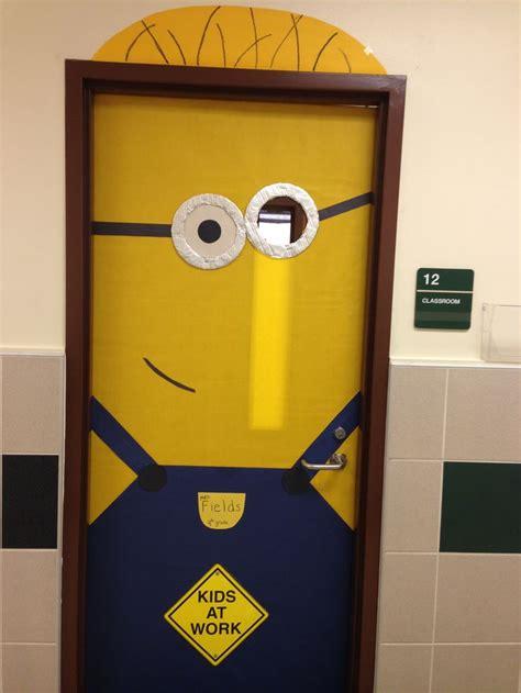 Minion Classroom Decor by 25 Best Ideas About Minion Classroom Door On