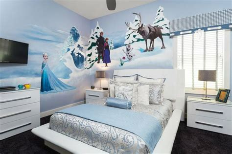 Frozen Bedroom Decor by In 1076 Castle Pines Can Join Elsa Kristoff
