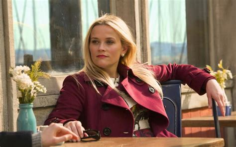 Reese Witherspoon With The Big Black Bay by Big Lies Somebody S Dead Episode 1 Review
