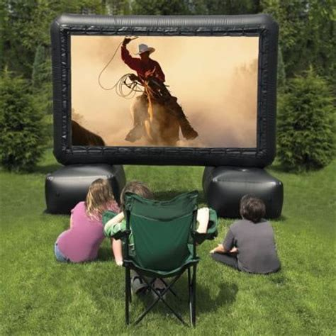 backyard movie theater systems outdoor home theater system with 12 foot inflatable screen