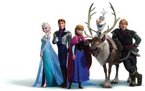 frozen cast wallpaper disney frozen deviantart