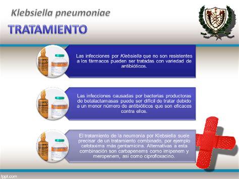 cadena epidemiologica streptococcus pneumoniae klebsiella pneumoniae monografias