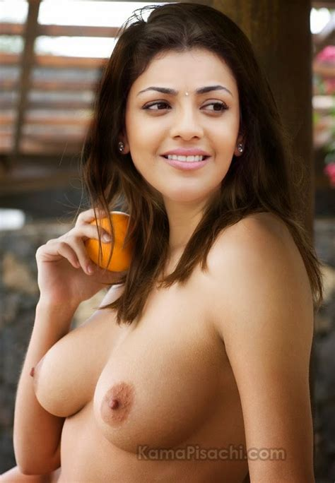 Kajal Agarwal Nude Naked Photos Without Clothes