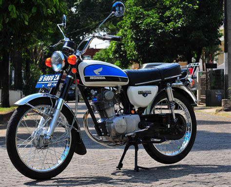Baut As Shock Depan Honda Cb100 warna warni kehidupan modif motor kesayangan