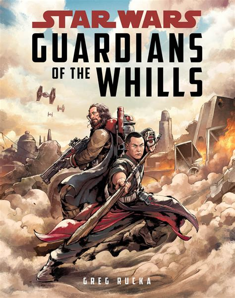 guardians in blue book ii books guardians of the whills baze and chirrut prequel book