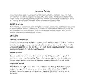 Swot Analysis Essay Exle by Exles Of Swot Analysis Papers Help615 Web Fc2