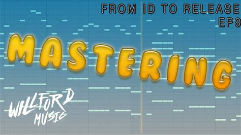 Master A 1 2 End From Id To Release Ep9 How To Master A Progressive House
