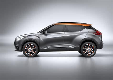 nissan kicks 2016 nissan kicks suv to debut in 2016 as the official car of