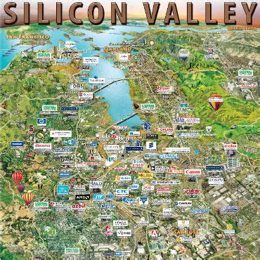 silicon valley usa map sorry dod silicon valley s just not that into you fcw