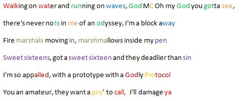 Look Out For Detox Iggy by Kendrick Lamar Look Out For Detox Rhyme Scheme Genius