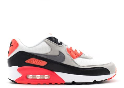 air max 90 og quot infrared quot white cement grey infrared